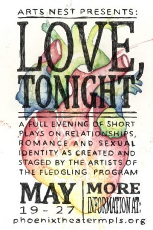 Love, Tonight_Postcard1